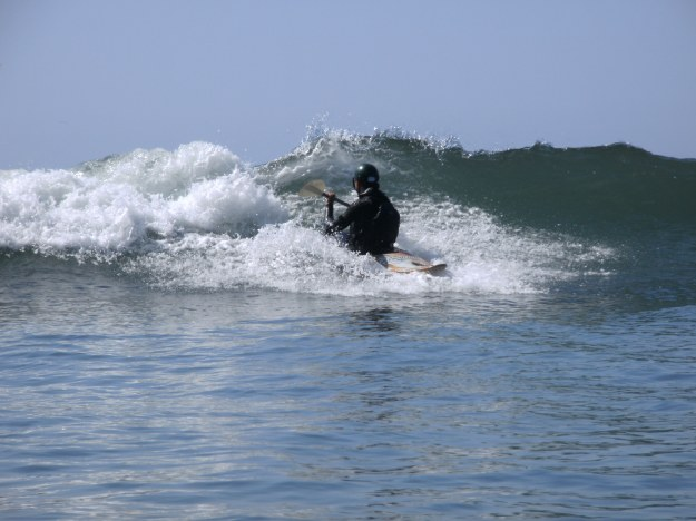 KayakSurfingBack