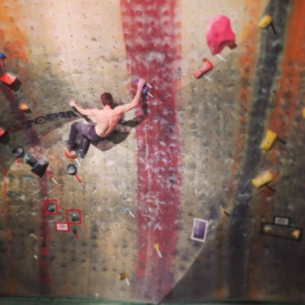 galen climbing comp